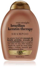 OGX Shampoo, Ever Straight Brazilian Keratin Therapy, 13oz