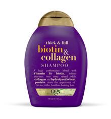 OGX Shampoo Thick & Full Biotin & Collagen 13oz