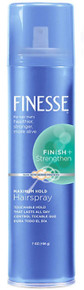 Finesse Maximum Hold Aerosol Hairspray 7 oz