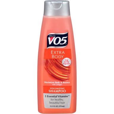 Alberto VO5 Extra Body Volumizing Shampoo Unisex, 12.5 Oz