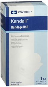 """Kendall Kerlix. Bandage Roll 4.5""""x4yd - 1 roll"""