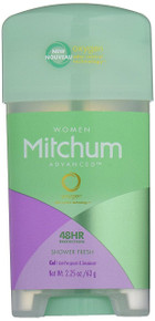 Mitchum Women Advanced control 48 hour protection Shower fresh, 2.25 oz
