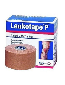 Leukotape P Sports Tape , Medical, Stretch, Leukotape,1.5 X15YD - One Roll