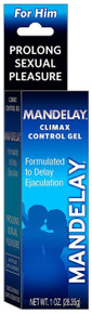 Majestic Drug Mandelay Climax Control Gel, 1 Ounce