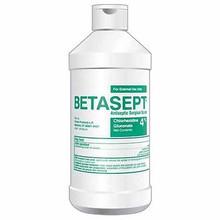 Betasept Antiseptic Surgical Scrub 4% 8 oz
