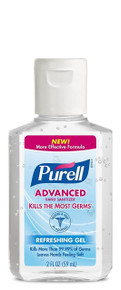 Purell Advanced, Flip Original, Hand Sanitizer, 2 Ounce