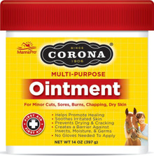 Corona Original Lanolin-Rich Ointment, 14 Oz minor cuts, sores, burns, chapping
