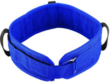 "NOVA Heavy Duty Gait Belt Blue 48"" 1 Pound"