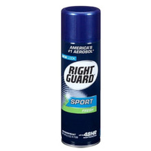 Right Guard Antiperspirant Spray Sport Fresh 6 oz