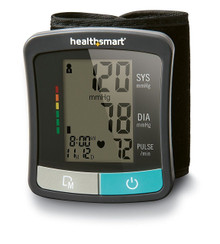 HealthSmart Standard Series Digital Wrist Blood Pressure Monitor