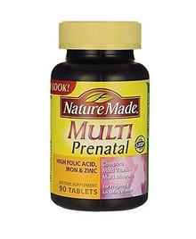 Nature Made Multi Prenatal Tabs 90 ct