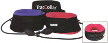 TracCollor Portable Neck Traction Trac Collar