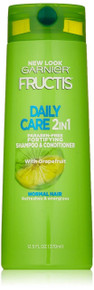 Garnier Hair Care Fructis Daily Care 2-in-1 Shampoo and Conditioner 12.5 Oz