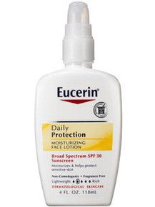 Eucerin Daily Protection Face Lotion, SPF 30 4 fl oz