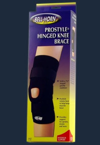 Bell-Horn ProStyle Hinged Knee Brace Large 15-17""