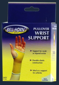 Bell-Horn Pullover Wrist Support Large 7.5-8.5""