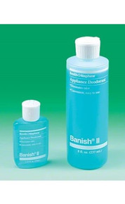 Banish 2 Liquid Deodorant 1.25 oz specially formulated fo effective odor control