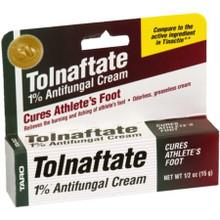 Taro Tolnaftate 1% Antifungal Cream 1 oz Cures Most Athlete's Foot
