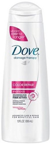 Dove Advanced Care Color Repair Therapy Shampoo for Colored or Highlighted Hair