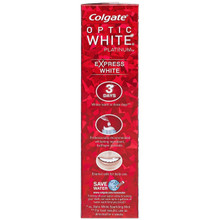 Colgate Optic White Express White Whitening Toothpaste 3 ounce