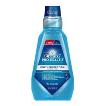 Crest Pro Health Multi Protection Clean Mint Mouthwash 16.9 fl Oz