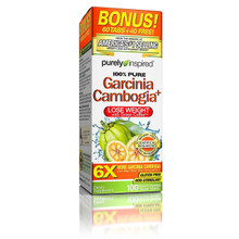 Garcinia Cambogia 1600mg Extract with HCA, Extra Strength, Weight Loss, 100 CT