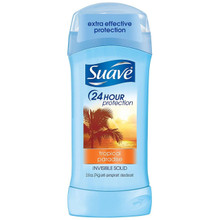 Suave Antiperspirant Deodorant, Tropical Paradise 2.6 oz