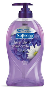 Softsoap Liquid Hand Soap Pump, Lavender and Chamomile 11.25 Ounce