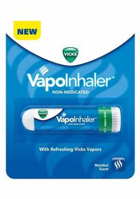 Vicks VapoInhaler Non Medicated Menthol Vapor Nasal Inhaler 0.2ML