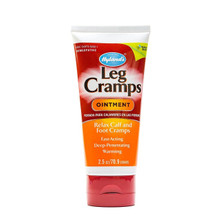 Hyland's Leg Cramp Ointment 2.5 Oz, Natural Relief of Foot Cramps and Leg Cramps