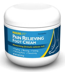 MagniLife Pain Relieving Foot Cream 4 oz