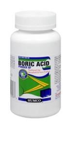 HUMCO Boric Acid NF Powder 12 Oz