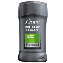 Dove Men+Care Extra Fresh Antiperspirant Deodorant Stick 2.7 oz