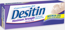 Desitin Maximum Strength Original Paste 4 oz