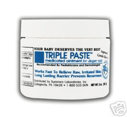 Triple Paste Medicated Ointment - 2 Oz