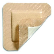 "INV Mepilex Border Self-Adherent Absorbent Foam Dressing - Size 3 x 3"" - Box of 5"