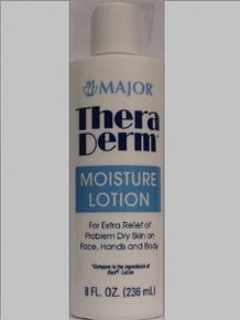 Thera-Derm Moisture Lotion By Major Pharmaceuticals - 8 oz