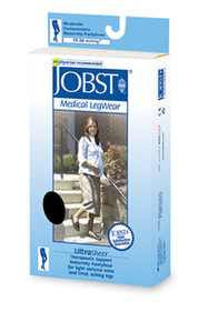 Jobst UltraSheer Maternity Pantyhose in the 15-20 mmHg
