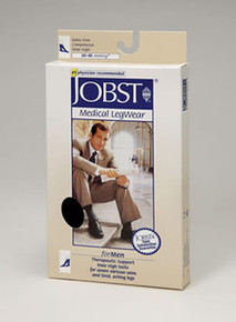 Jobst for Men 30-40 mmHg Closed Toe Knee High