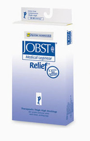 Jobst Relief 30-40 mmHg Open Toe Pantyhose