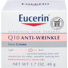 Eucerin Q10 Sensitive Facial Anti-Wrinkle Cream