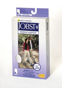 Jobst ActiveWear 30-40 Support Knee High Socks