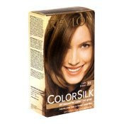 COLORSILK 51 LT BROWN H/C