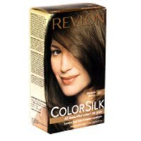 COLORSILK 41 MED BROWN H/C