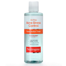 Neutrogena Acne Stress Control Tripple Action Toner 8oz