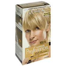 L'Oreal Preference 9 1/2Nb Lightest Natural Blonde