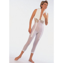 Jobst Female Long-Leg Plastic Surgery Girdle