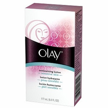 OLAY Moisturizing Lotion Sensitive Skin - 6 Oz