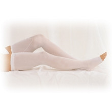 TRUFORM 810: Anti-embolism Thigh Length Open Toe 10-20mmHg