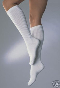 Jobst Knee High Sensifoot Diabetic Support Socks